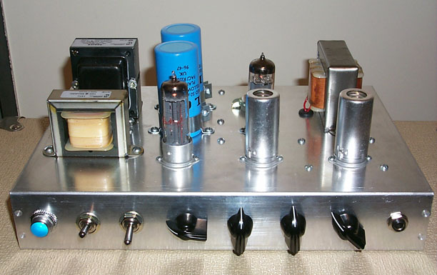 the ax84 project a low power tube amp kit. Black Bedroom Furniture Sets. Home Design Ideas